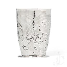 Christofle Paris Sterling Silver Vase, Made in  France