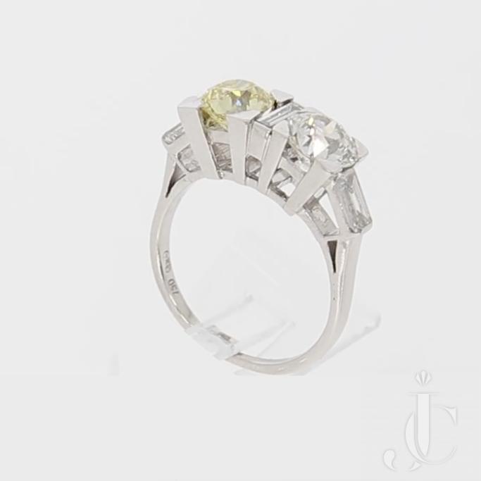 Gübelin Diamond Ring