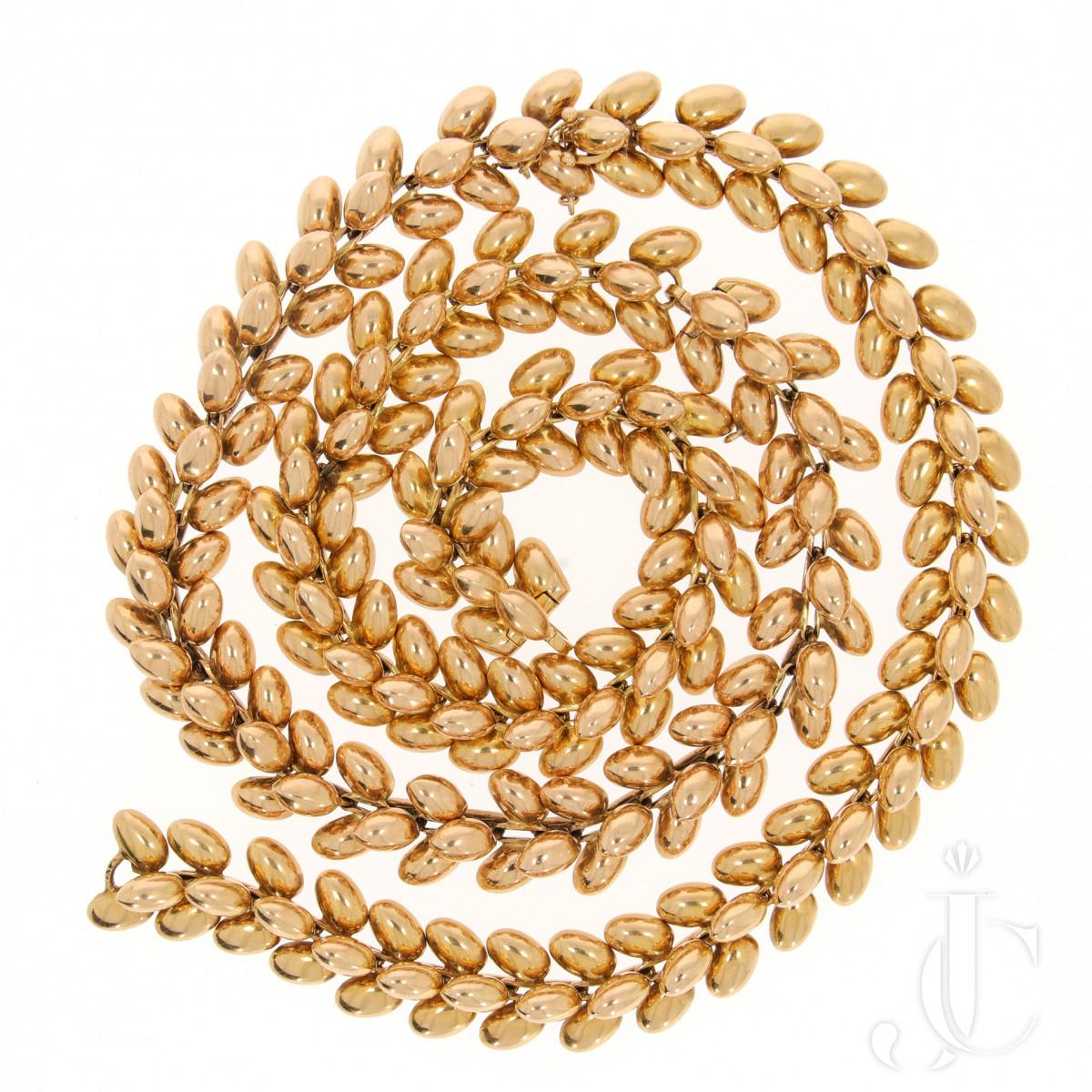 Boucheron Gold Bracelets / Necklace