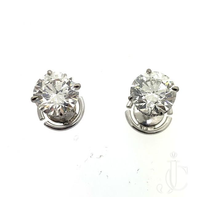 3.01 & 3.03 G VS2 XXX Earrings