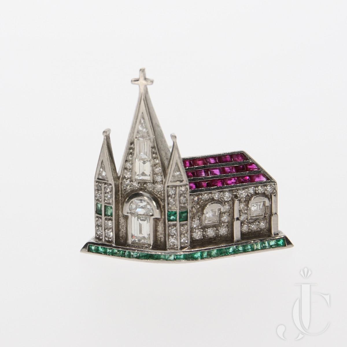 Church Brooch