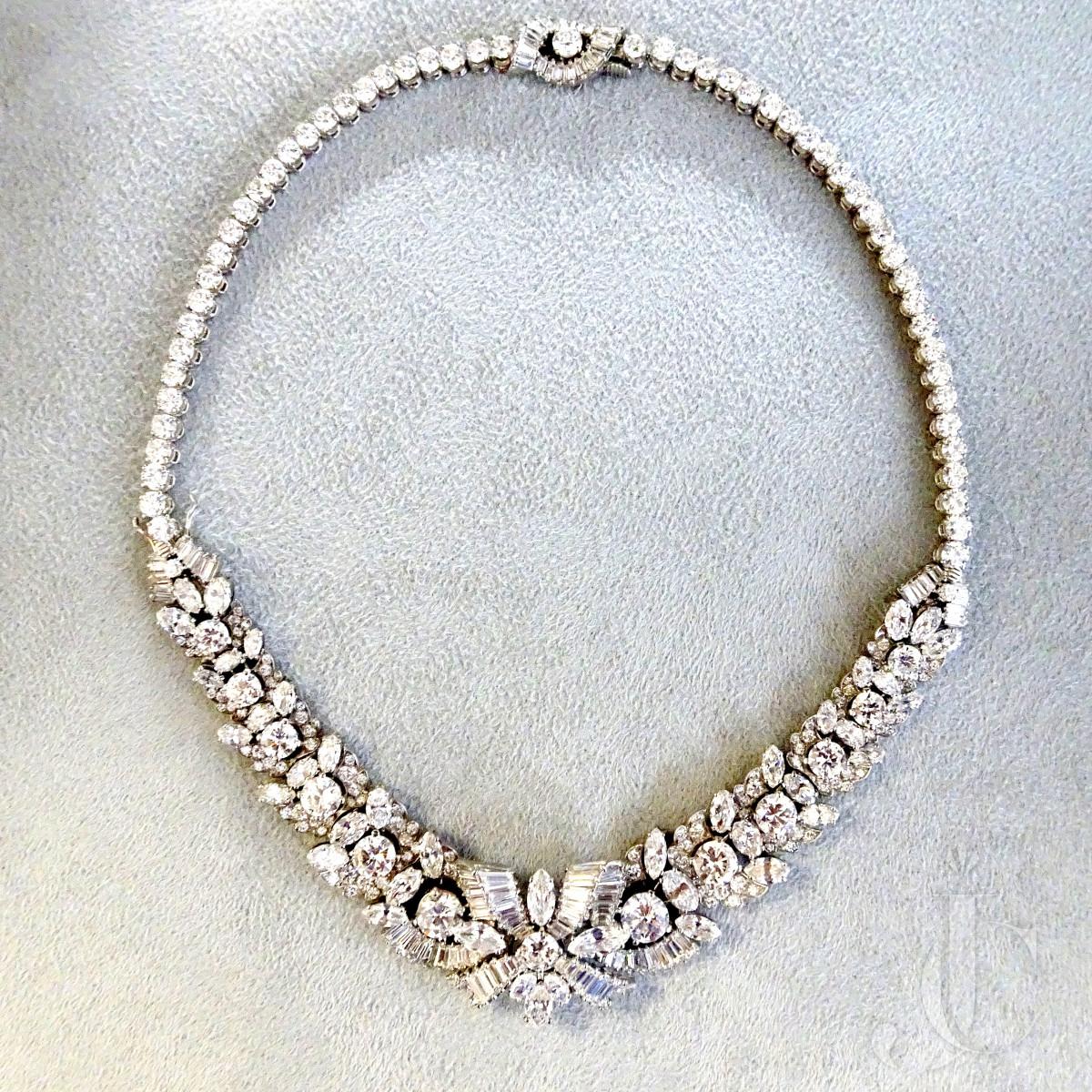 Diamond Collier/Bracelet