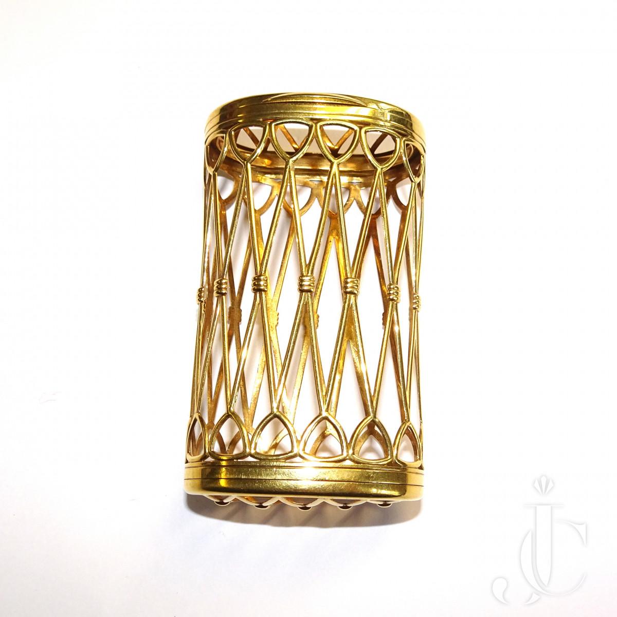 Cartier Cigarette Box