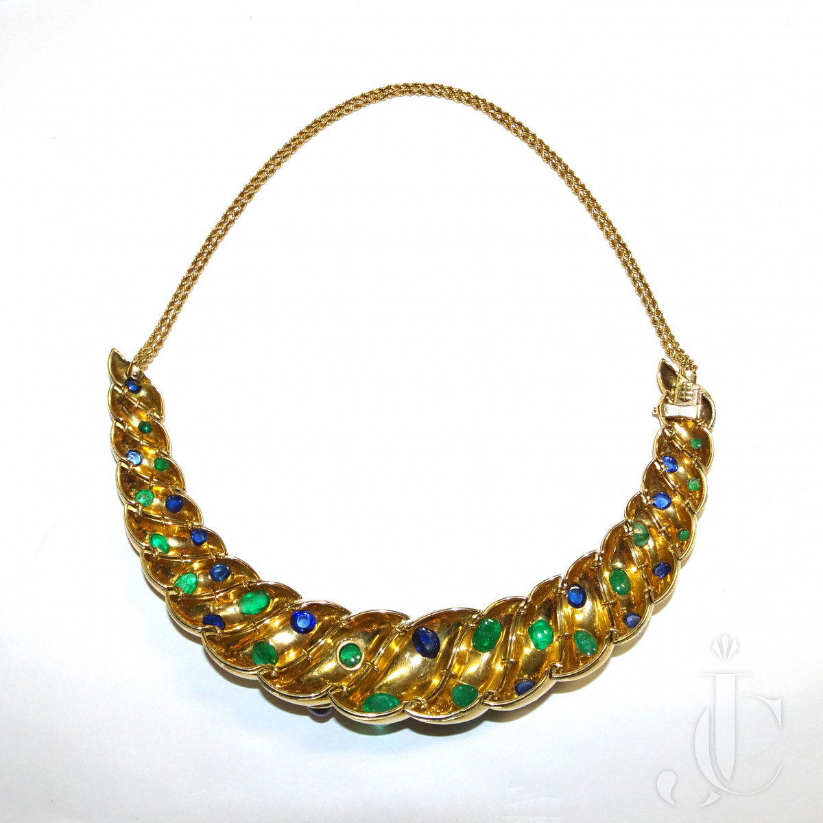 Boivin Gold Collier