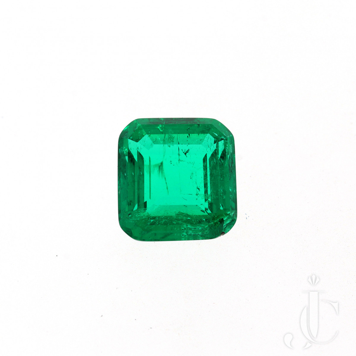 3,04 ct Columbian Emerald