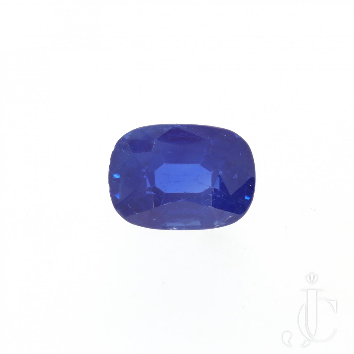 3,97 ct Kashmir Sapphire Cushion