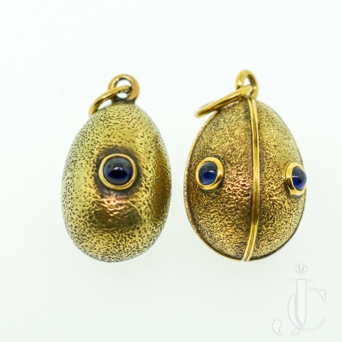 Fabergé Egg Pendants
