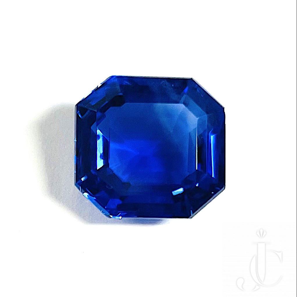 9,30 ct Ceylon Sapphire EMC