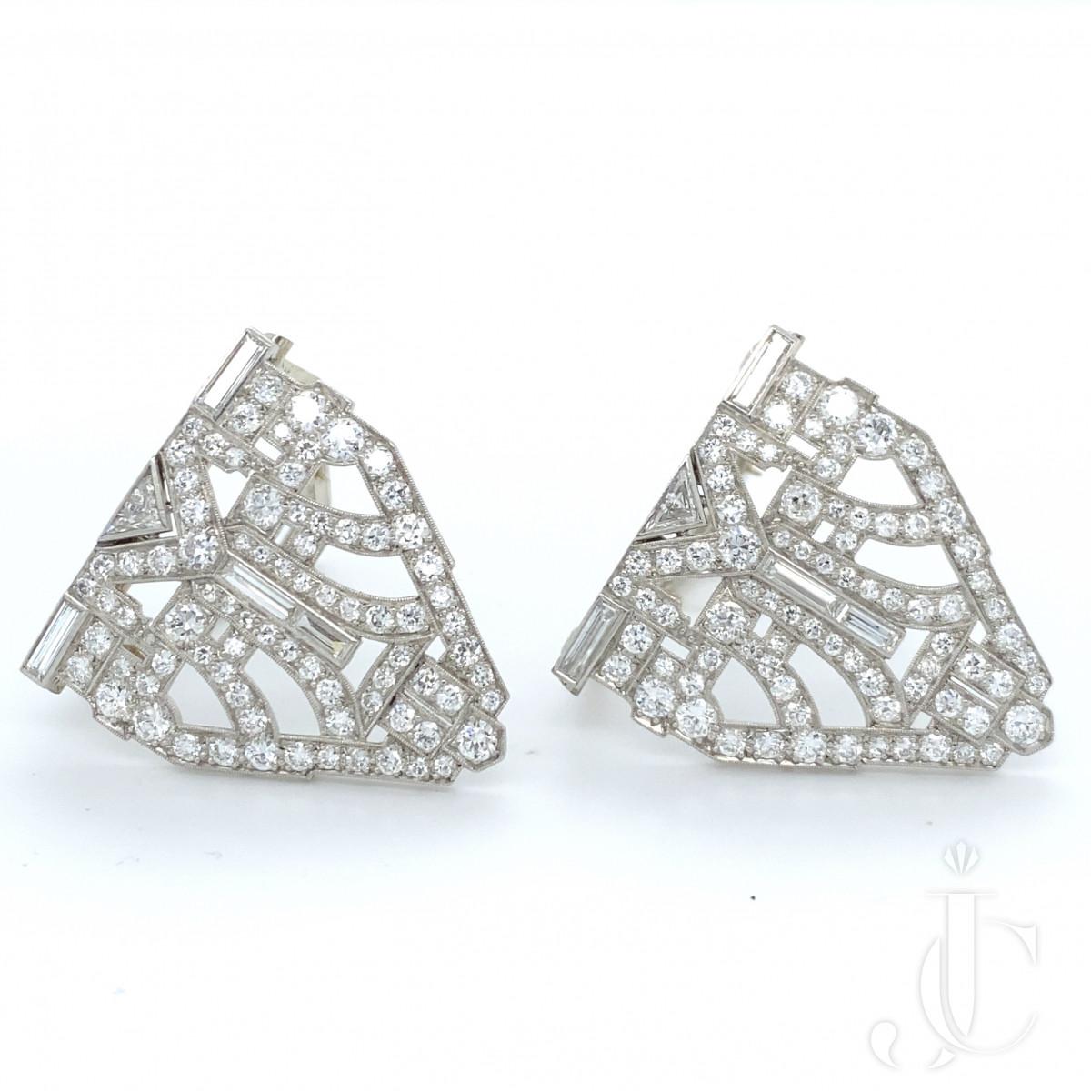 Diamond clips