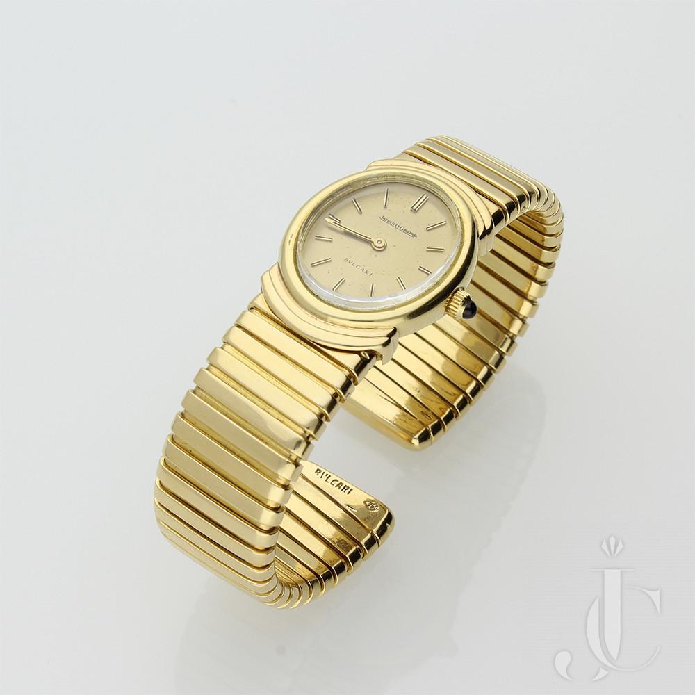 Jaeger LeCoultre for Bulgari, Serpenti Style Bracelet Watch