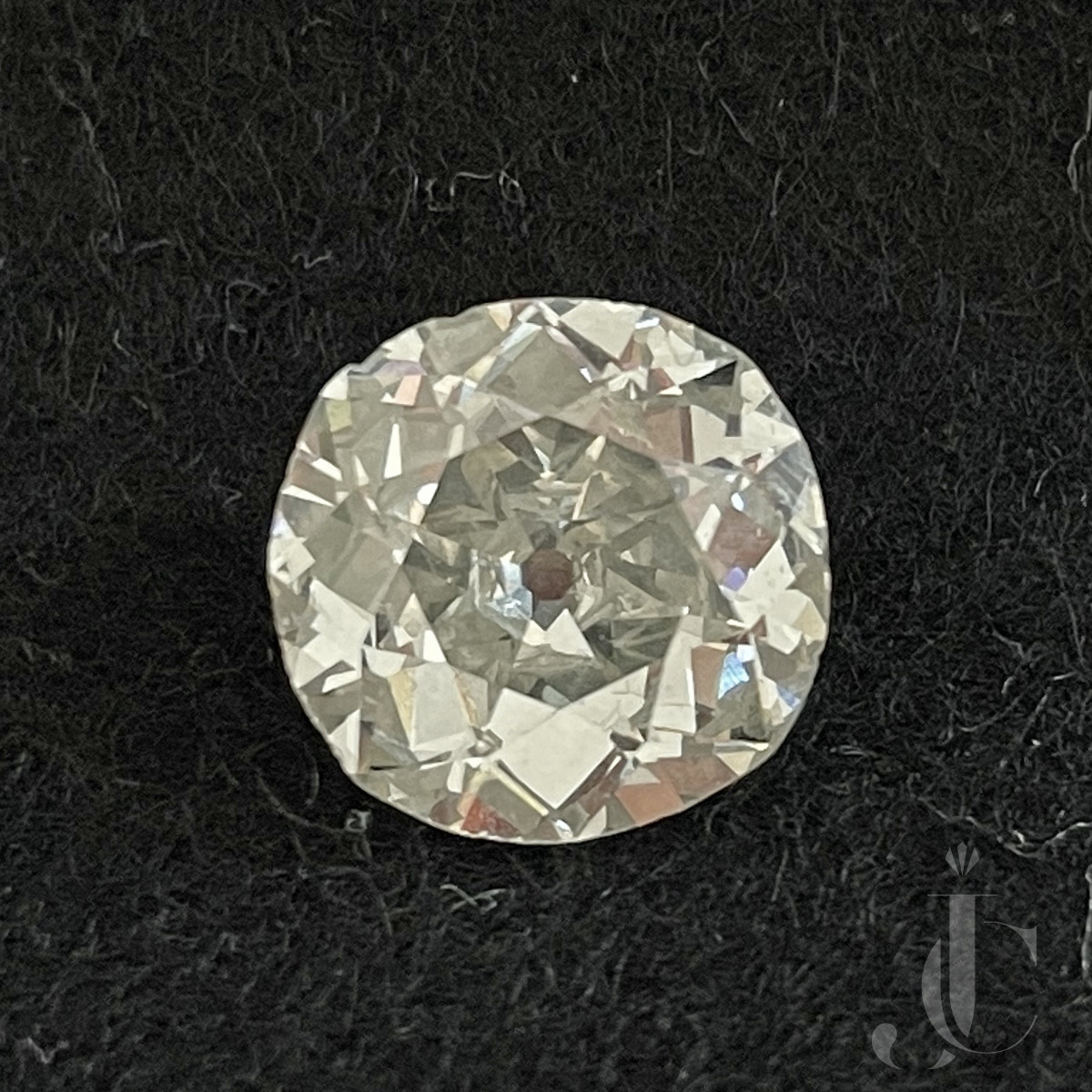 3,99 Old Mine Diamond