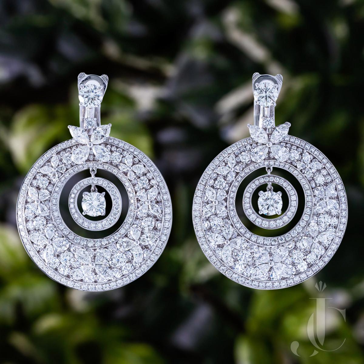 Graff Diamond Earrings