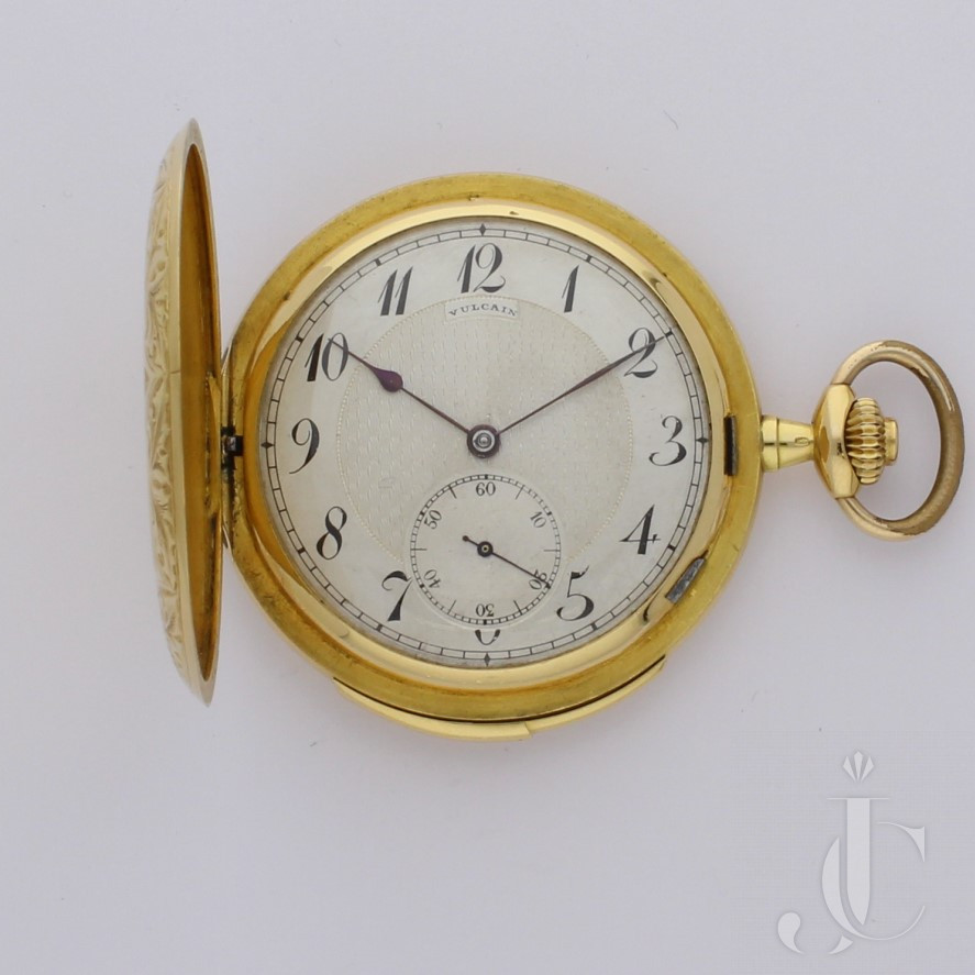 Vulcain Minute Repeating Pocket Watch
