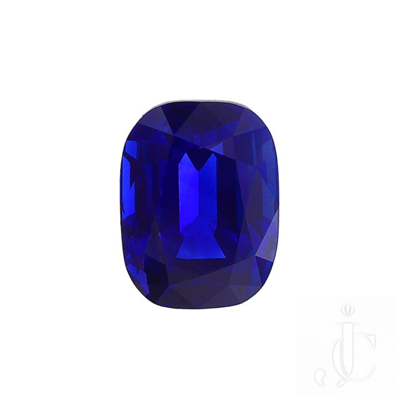 8.82 Carat SUPER GEM EXTRA FINE CLASSIC KASHMIR AGL, ROYAL BLUE SSEF , GUBELIN