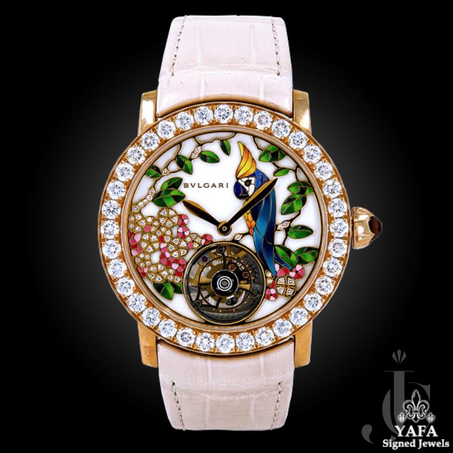 Bulgari Tourbillon 37mm Limited Edition Watch