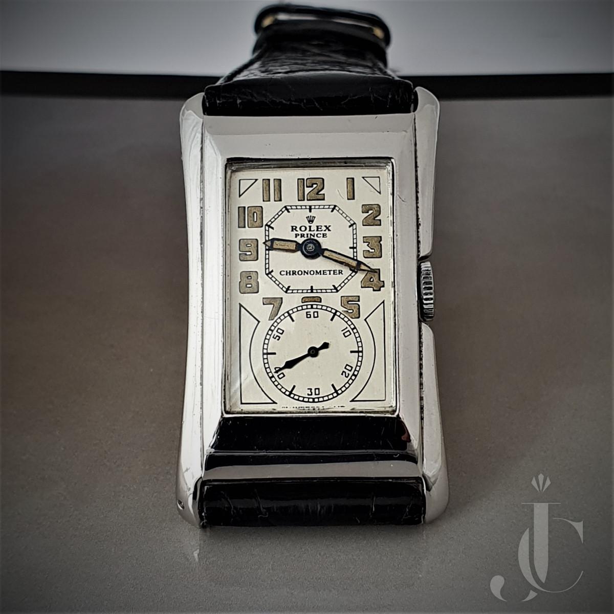 Rolex Prince Brancard 1930