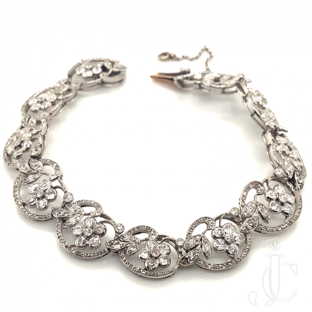 Edwardian Boucheron Bracelet