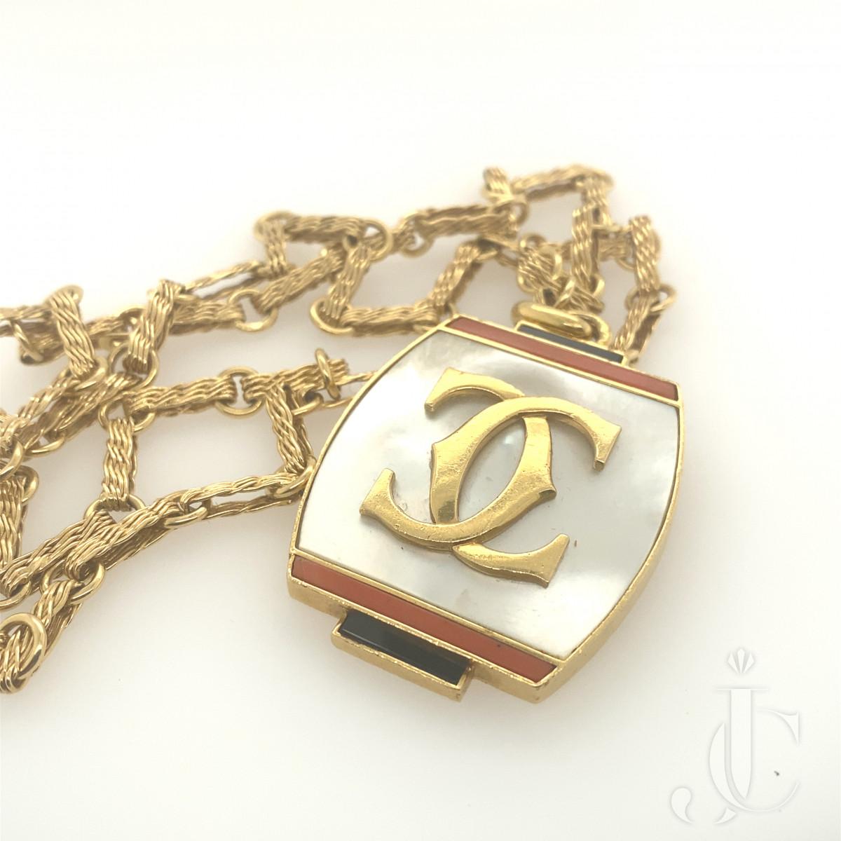 CARTIER /G.Lenfant necklace