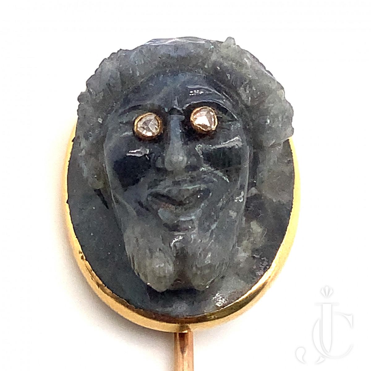 Labradorite Stickpin