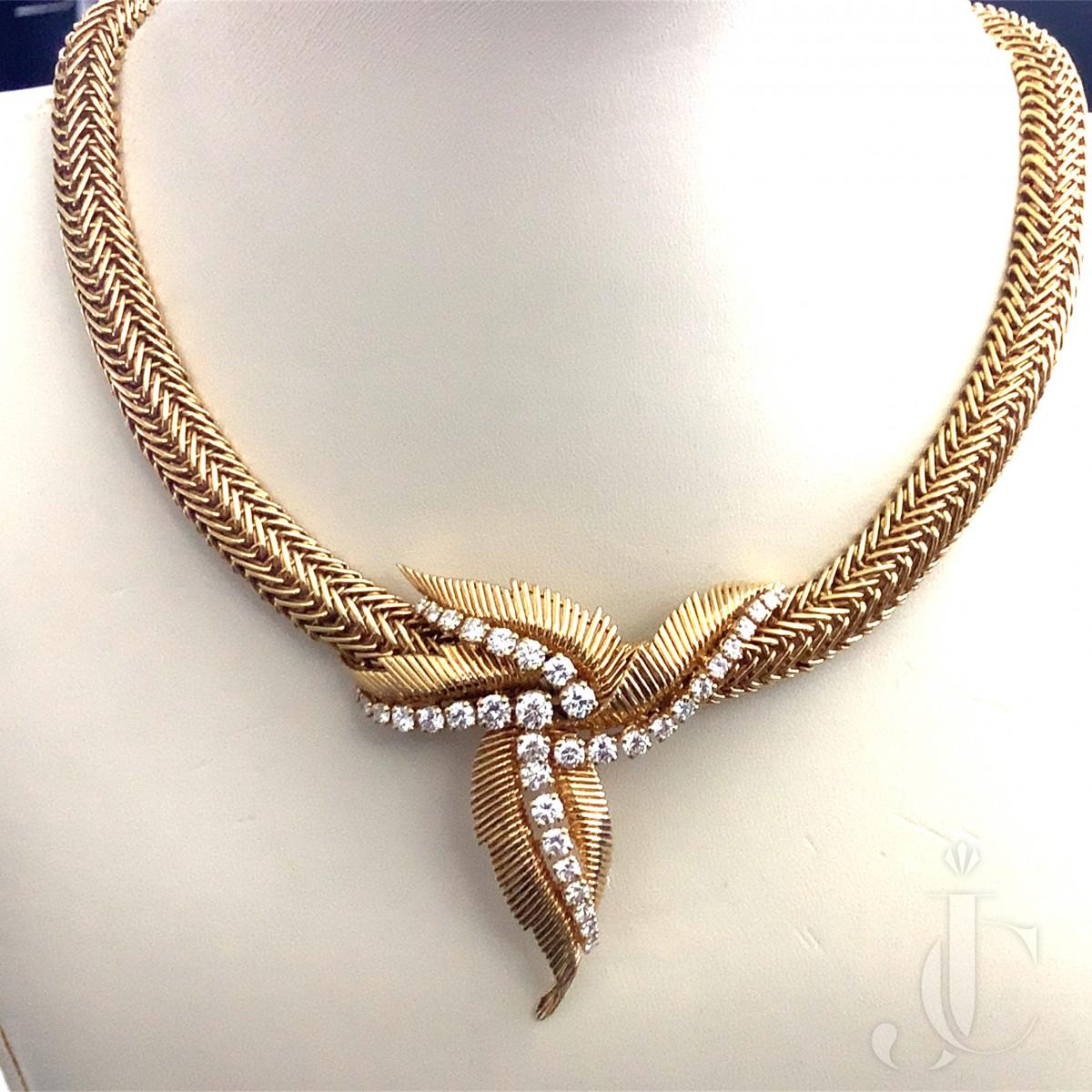 Mauboussin Diamond Necklace