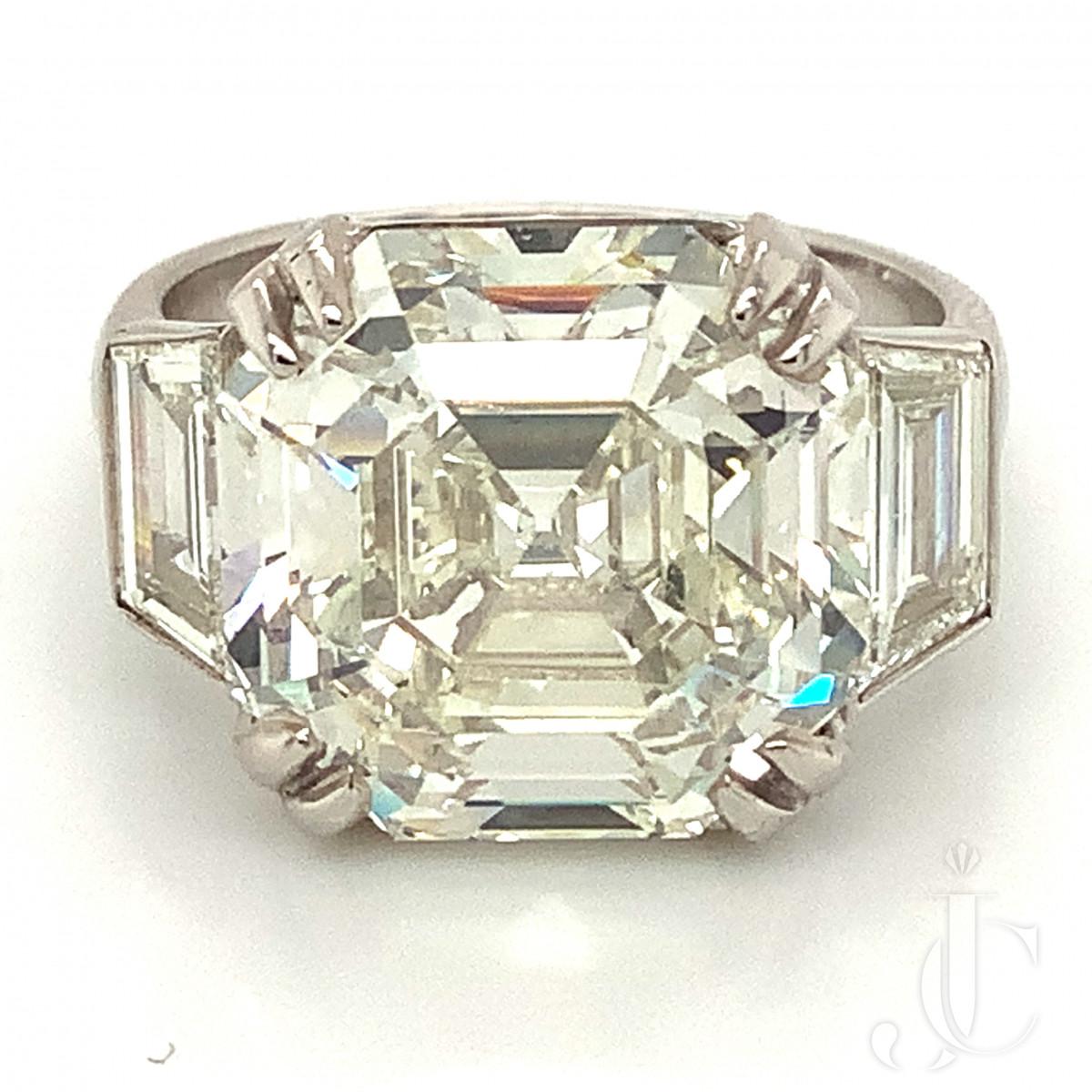 10.02ct Diamond Ring