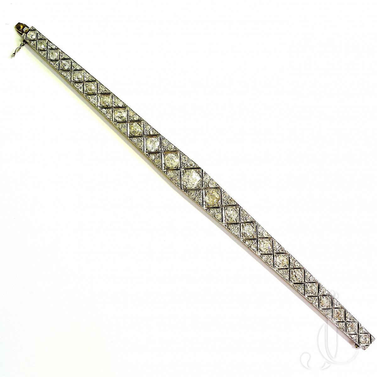 Boivin Diamond Bracelet