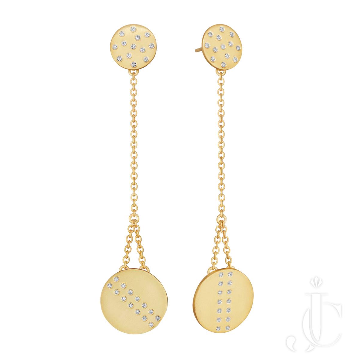 Roundel Earrings