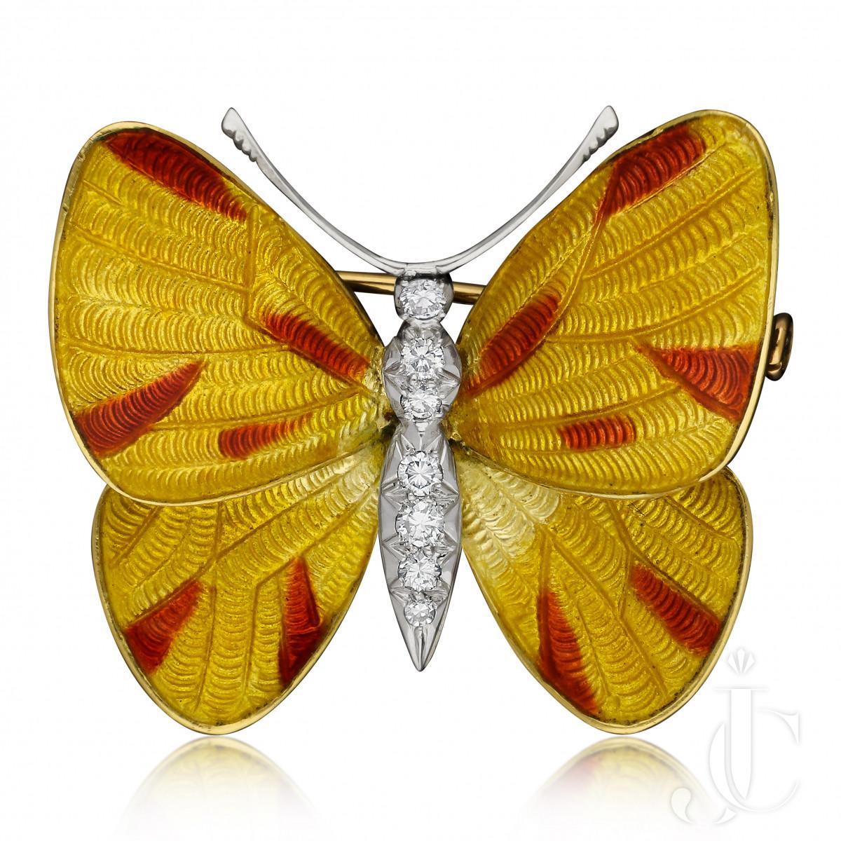 Boucheron Burtterfly prov: Earl Mountbatten
